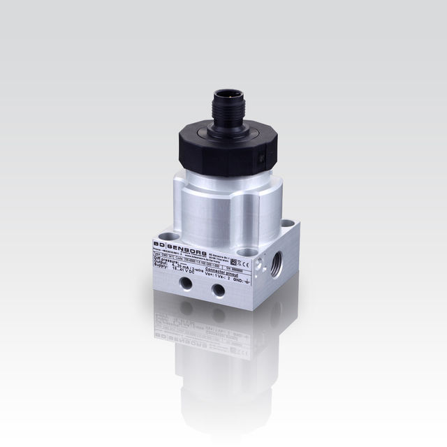 differential pressure transmitter DMD341