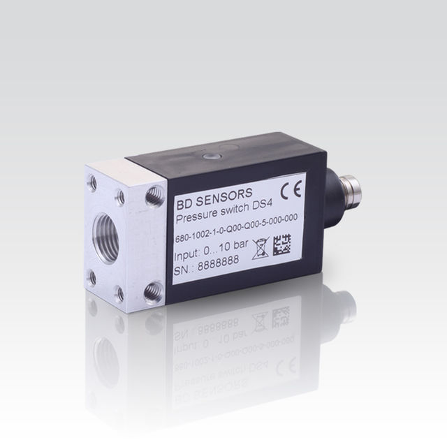 electronic pressure switch DS4