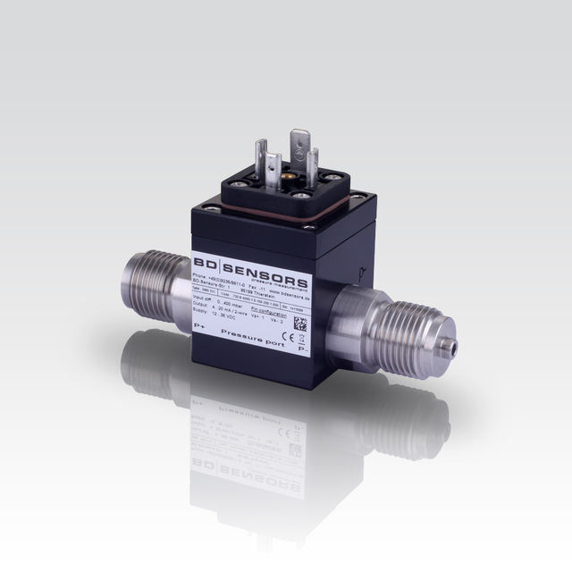 differential pressure transmitter DMD331