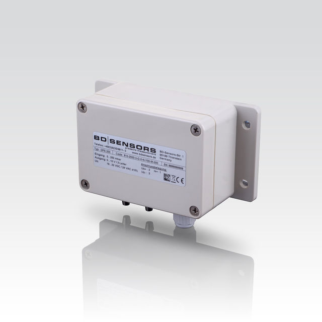 differential pressure transmitter DPS200
