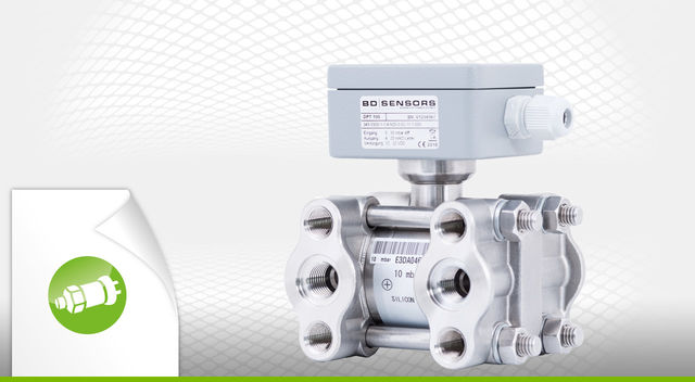Differential pressure transmitter DPT100