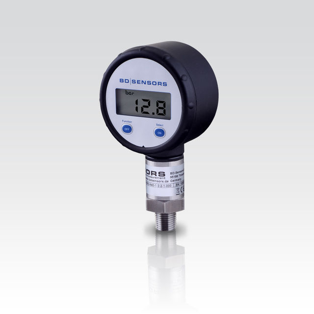 digital pressure gauge DM10